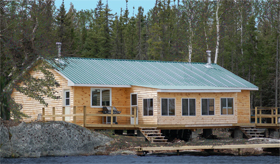 Biscotasing Sprtsman Lodge - Answer the Call of Nature